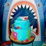 shark party smm