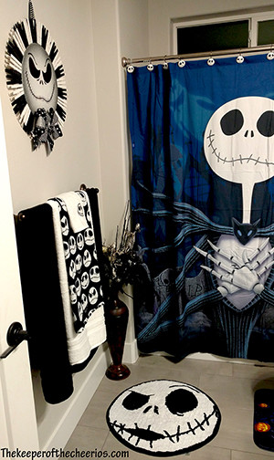 Jack Skellington Bathroom