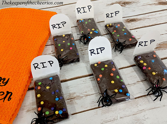 Pre Packaged Halloween Treat Ideas The Keeper Of The