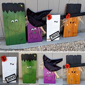 Halloween pallets smm