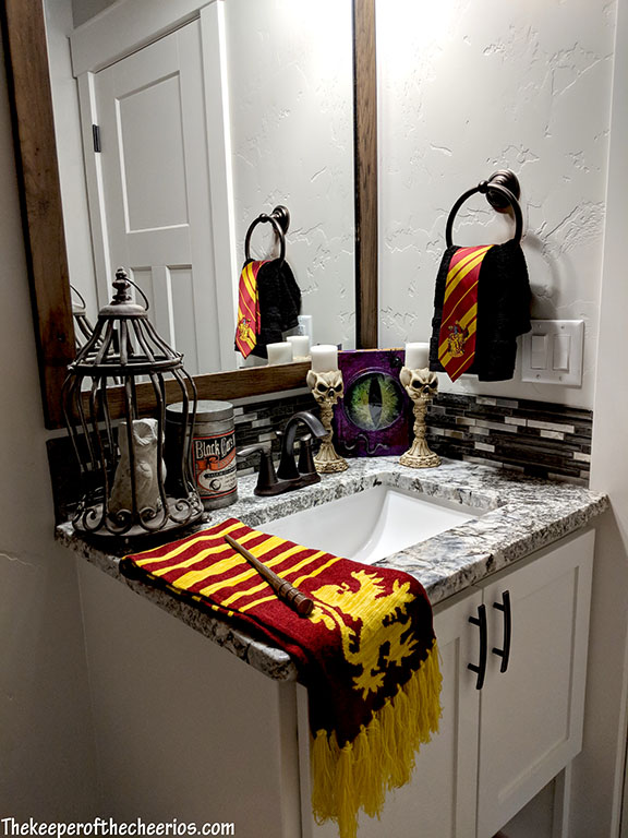 Harry Potter Bathroom The Keeper Of The Cheerios