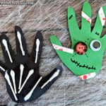 halloween handprints smm