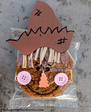 scarecrow cookie smm