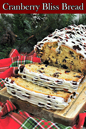 Cranberry Bliss BREAD smm