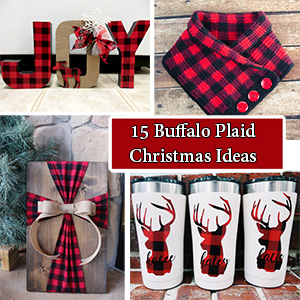 Buffalo plaid ideas smm