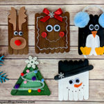Christmas Craft Sticks