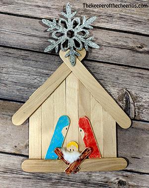 craft stick manger sm