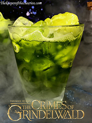 fantasic beasts cocktail smm
