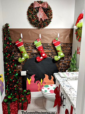 Grinch Bathroom Ideas The Keeper Of The Cheerios