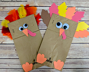 paper bag turkeys smm