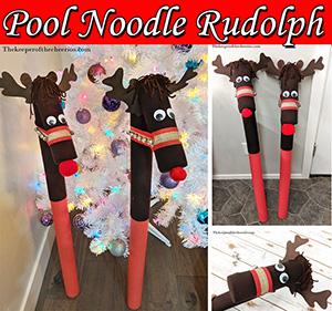 stick horse rudolph smm
