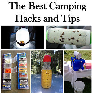 The Best Camping Hacks and Tips smm