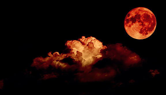 blood moon january 2019 est time - photo #13
