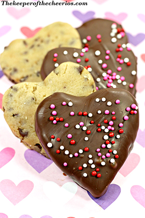cookie hearts smm