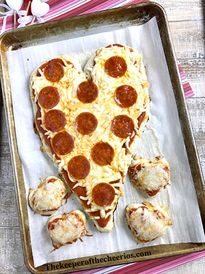 hearts pizza smm