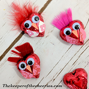 owl heart candy smm