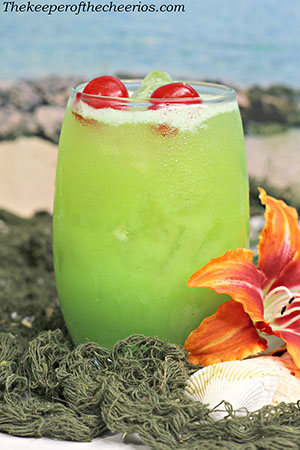 green-iguana-drink-smm