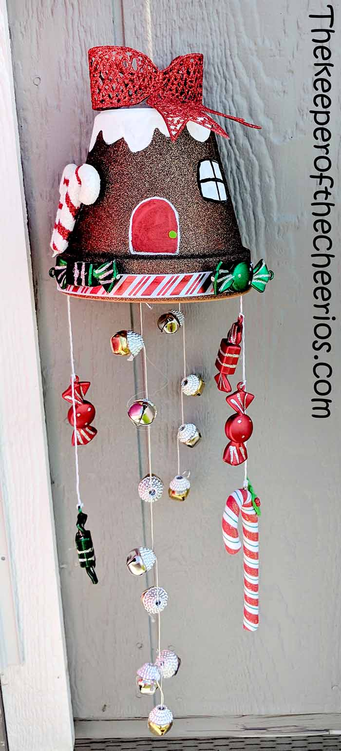 clay-pot-gingerbread-house-windchime-5