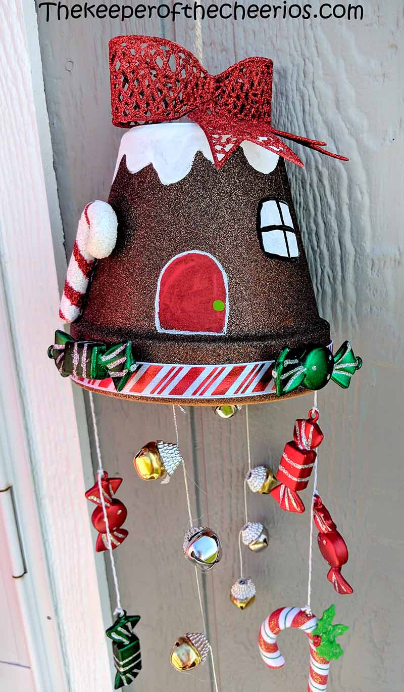 clay-pot-gingerbread-house-windchime