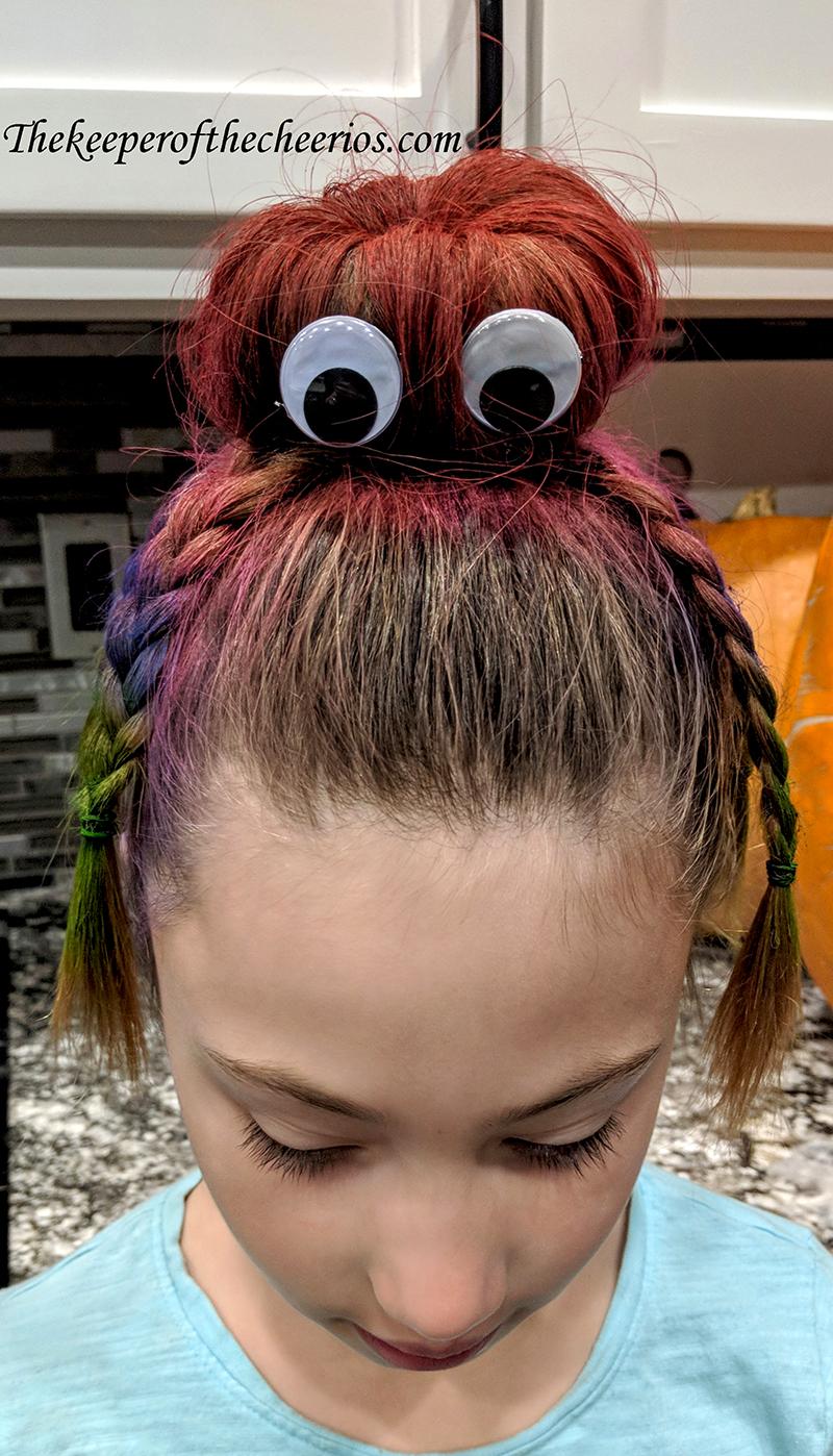 octopus-hair