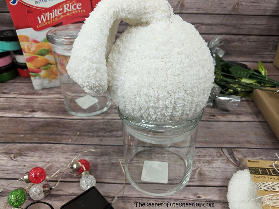 lighted-jar-sock-snowman-5