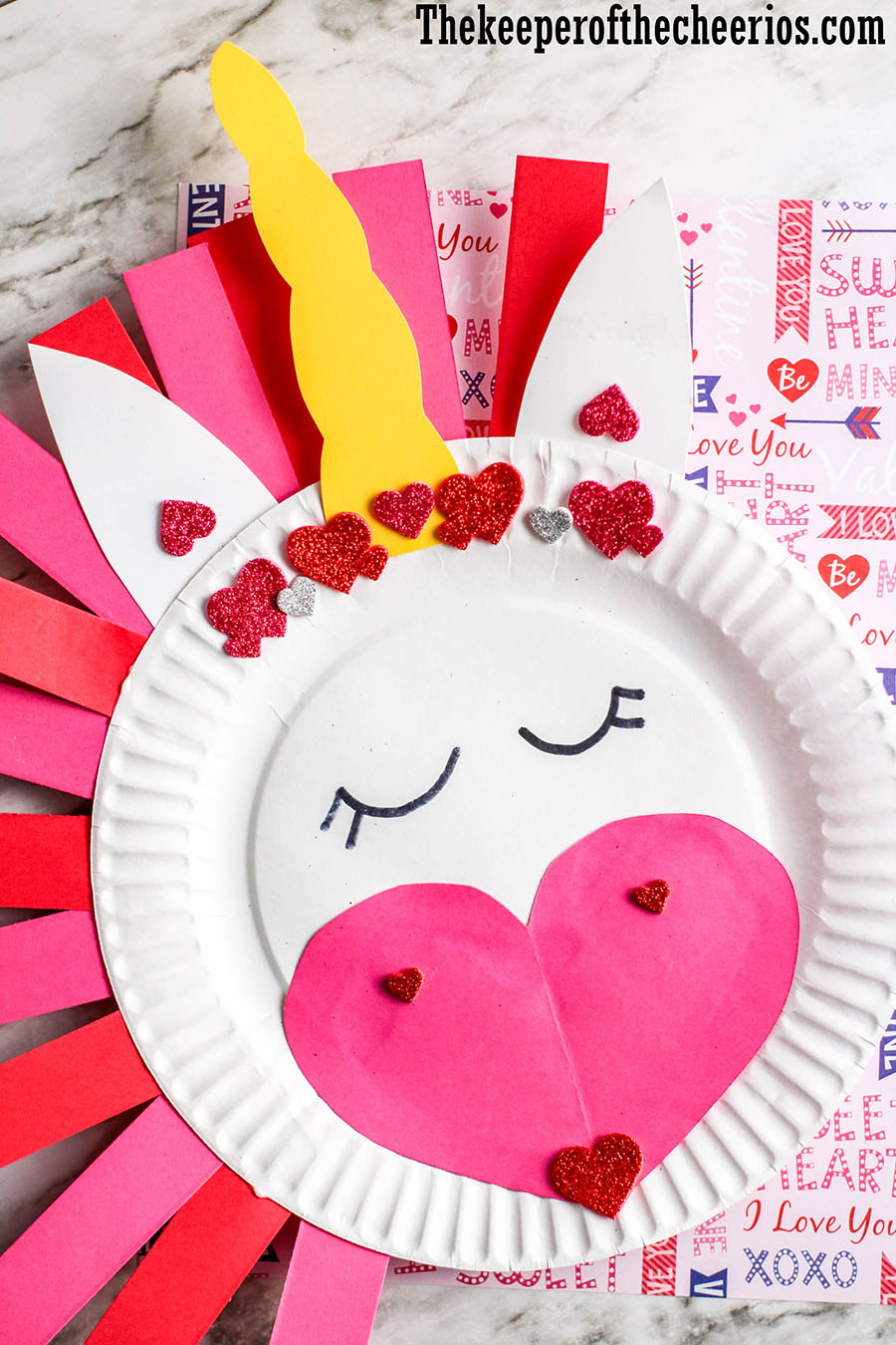 unicorn-paper-plate-craft-9