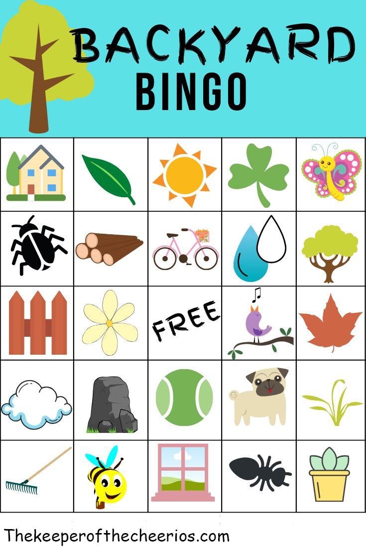 Backyard-Bingo