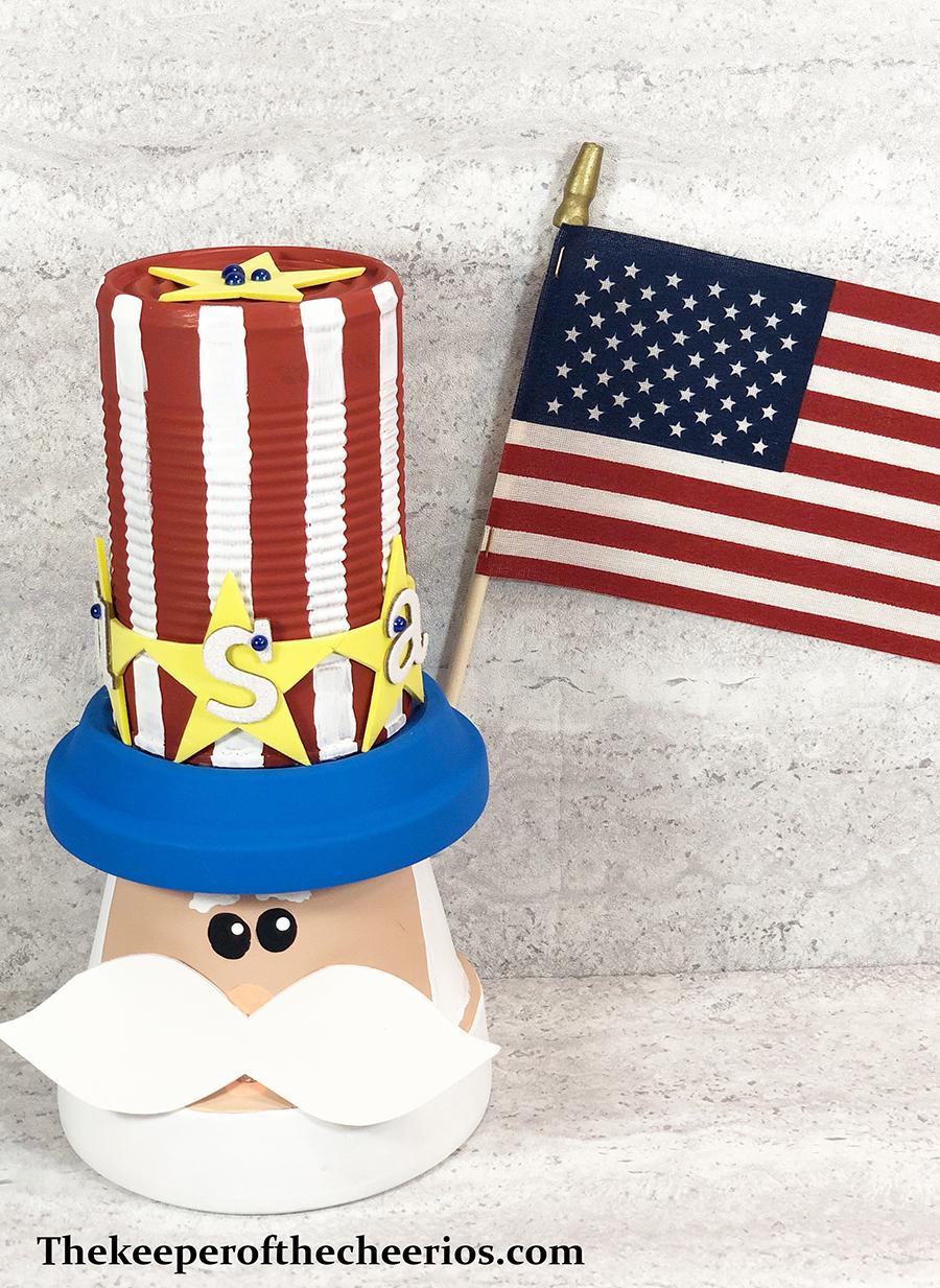 patriotic-clay-pot-uncle-sam-14