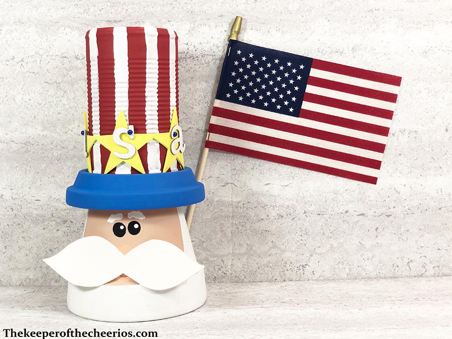 patriotic-clay-pot-uncle-sam-15