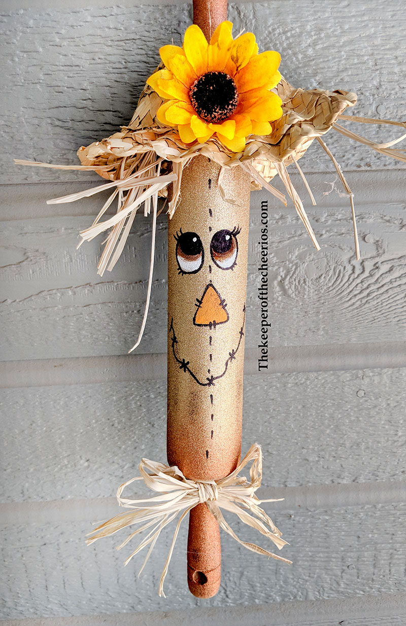 scarecrow-rolling-pin