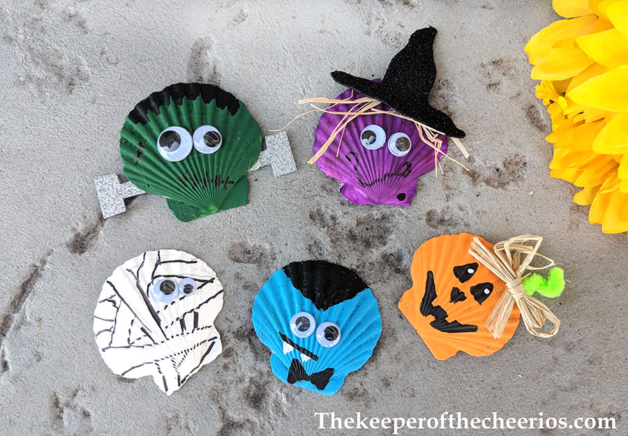 halloween-painted-sea-shells-2