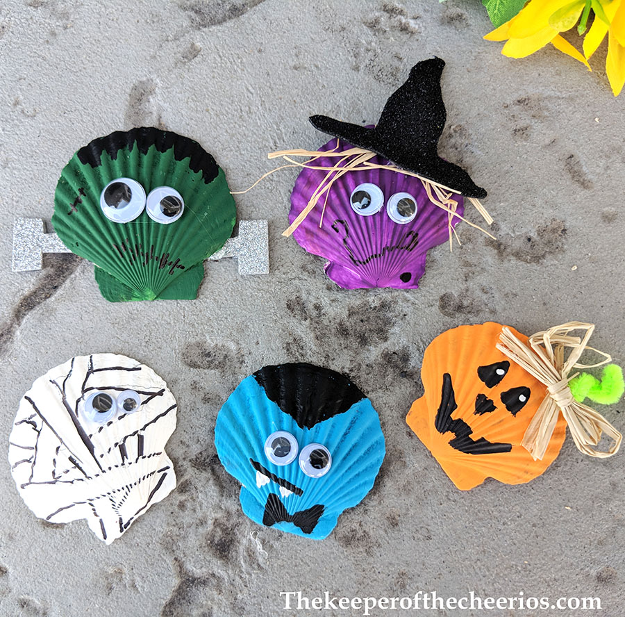 halloween-painted-sea-shells-4