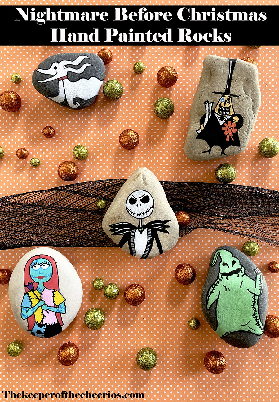 nightmare-before-christmas-hand-painted-rocks-pnn