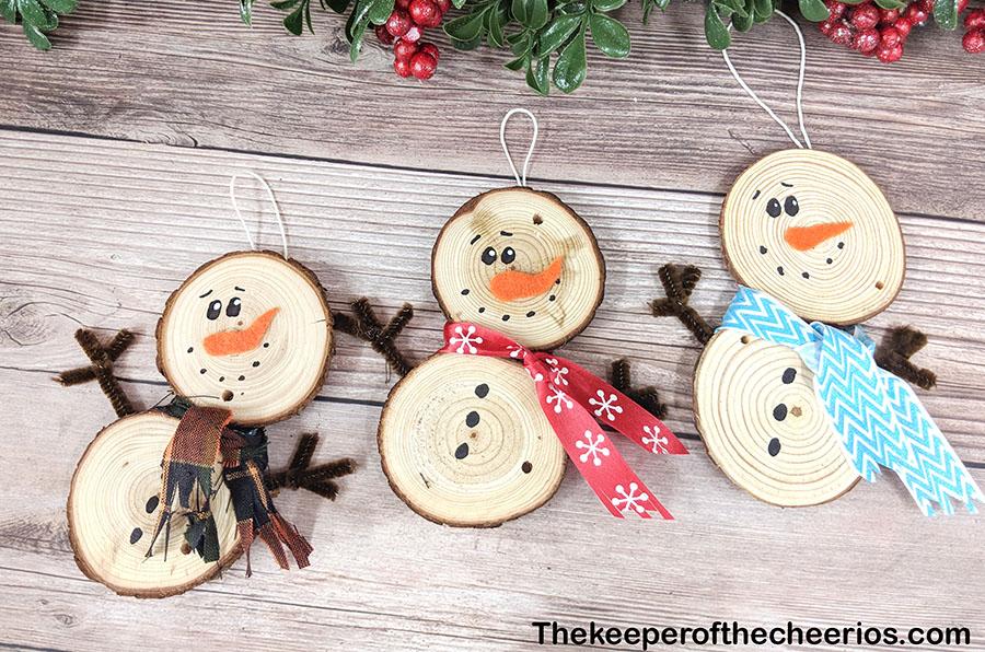 wood-slice-snowmen-8