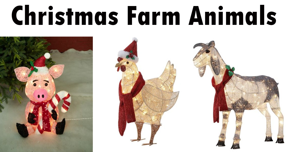 christmas-farm-animals