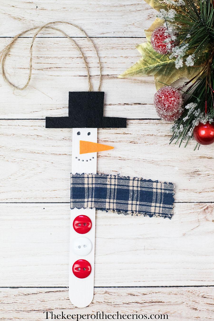 Craft-Stick-Snowman-Ornament-7