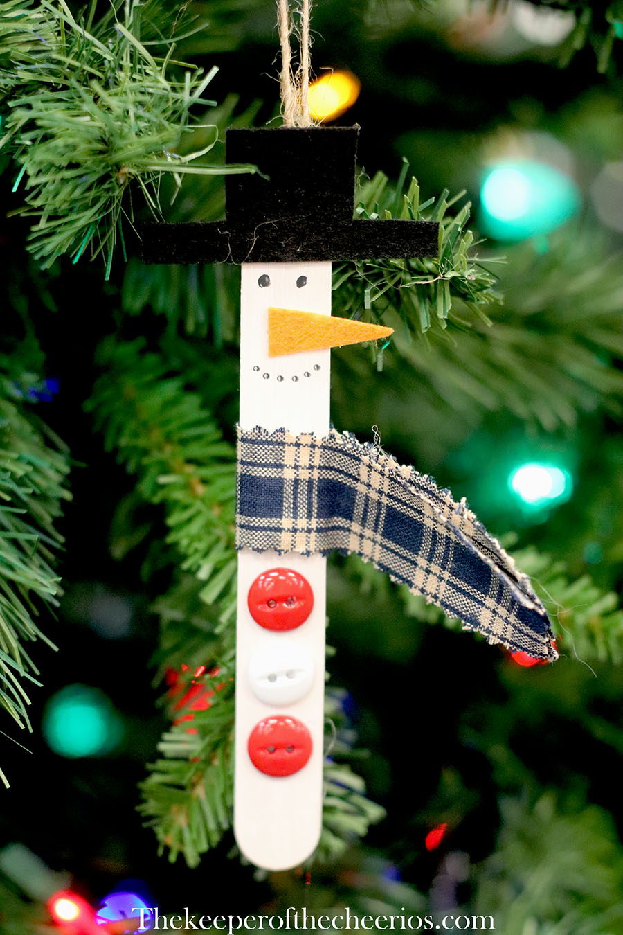 Craft-Stick-Snowman-Ornament-8