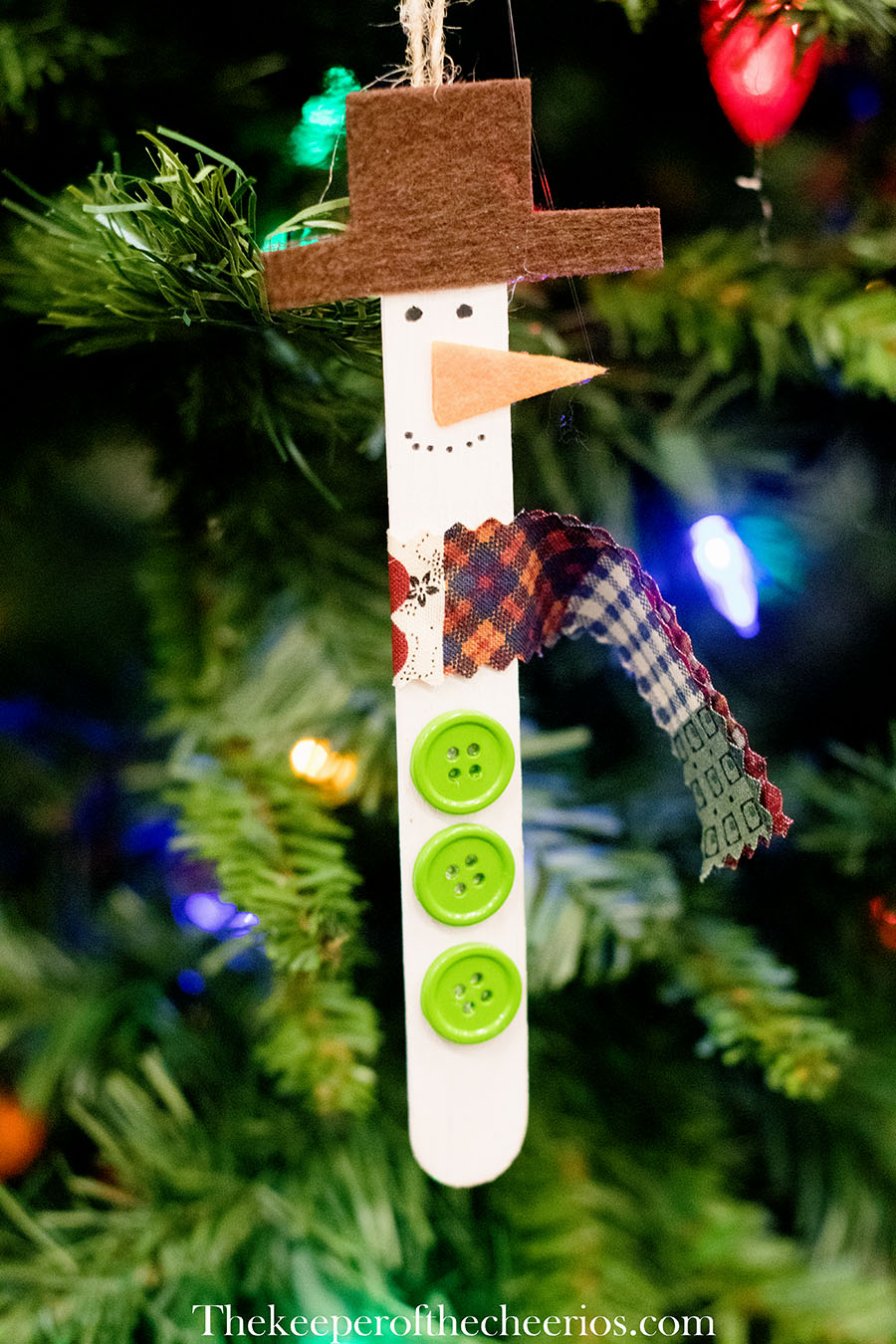Craft-Stick-Snowman-Ornament-9