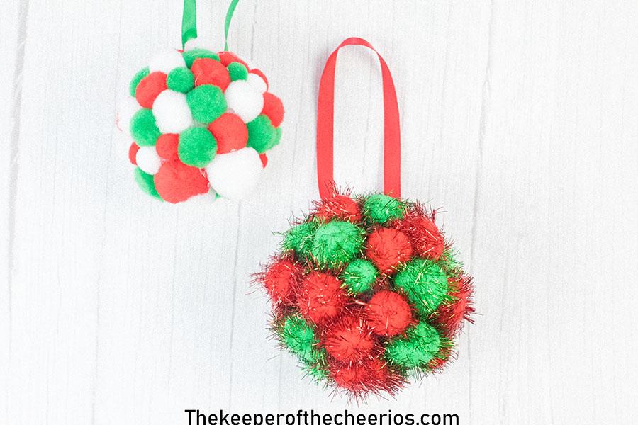 Styrofoam-Pom-Pom-Ornament-5
