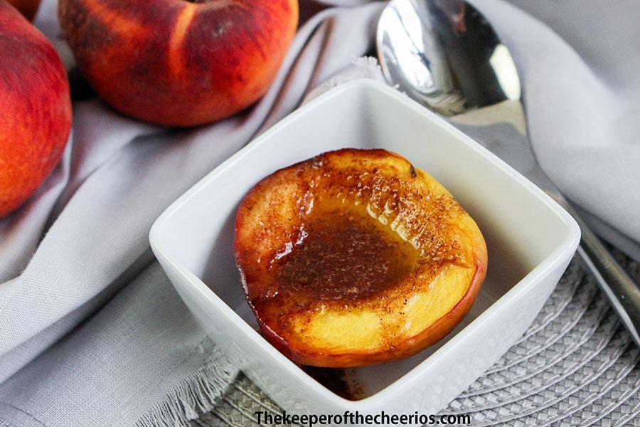 Air-Fryer-Peaches-7