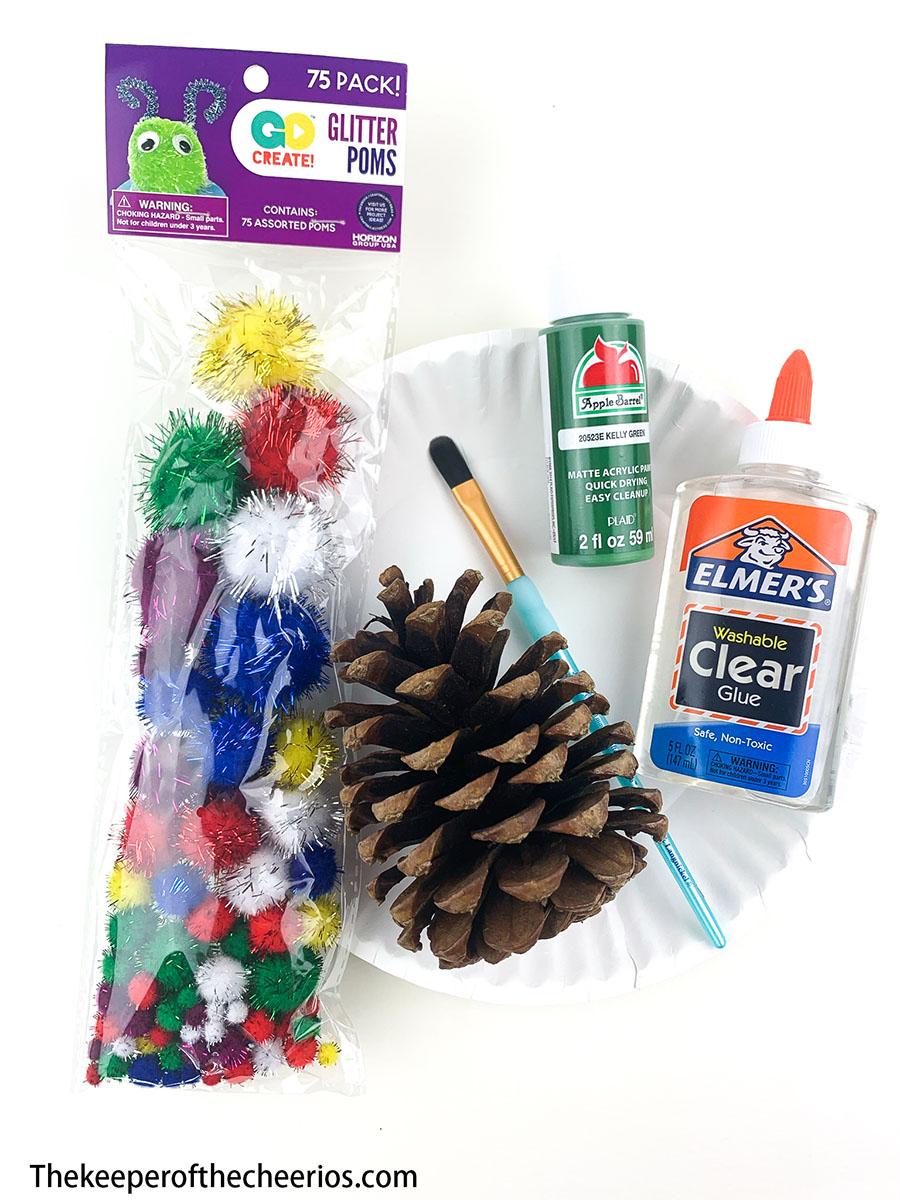 Pine-Cone-Christmas-Tree-craft-1