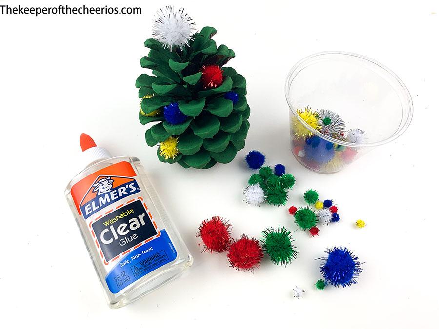 Pine-Cone-Christmas-Tree-craft-5