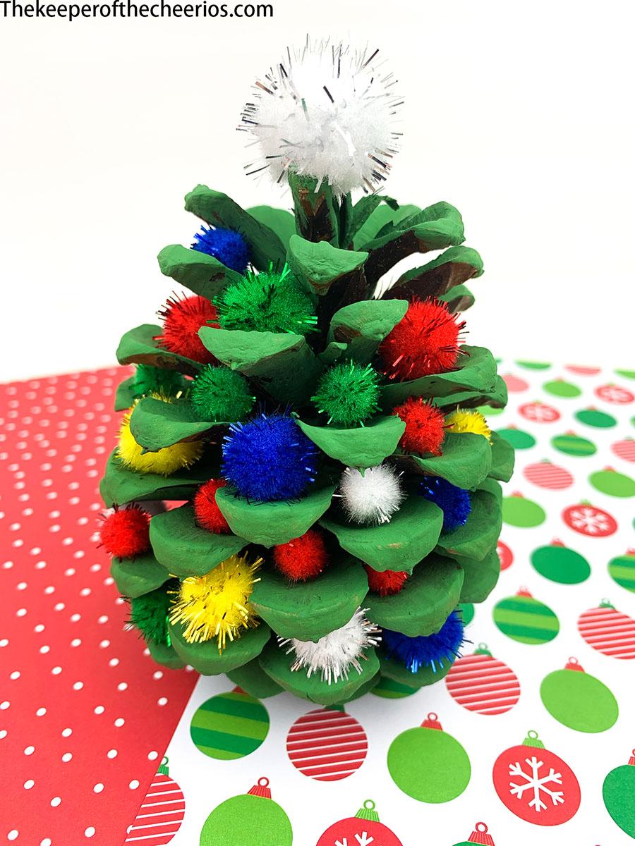 Pine-Cone-Christmas-Tree-craft-6