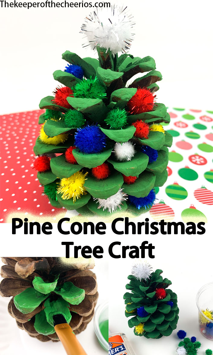 Pine-Cone-Christmas-Tree-craft-8