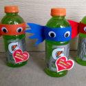 Ninja Turtle Valentine Drink