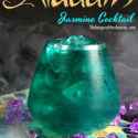 Jasmine Aladdin cocktail